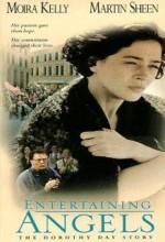 Entertaining Angels: The Dorothy Day Story (1996) afişi