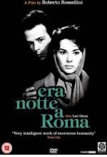 Era Notte A Roma (1960) afişi
