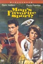 Man's Favorite Sport? (1964) afişi