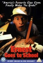 Ernest Goes To School (1994) afişi