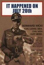 Es Geschah Am 20. Juli (1955) afişi