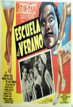 Escuela De Verano (1959) afişi