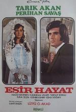 Esir Hayat (1974) afişi