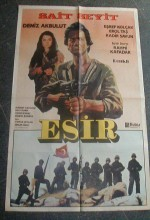 Esir (1983) afişi