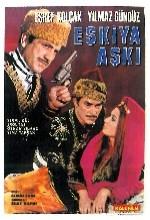 Eşkiya Aşkı (1969) afişi
