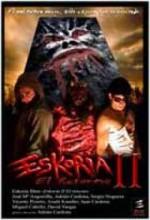 Eskoria 2: El Retorno (2001) afişi