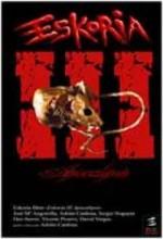 Eskoria 3: Apocalipsis (2001) afişi