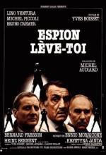 Espion, Lève-toi (1982) afişi