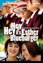 Esther Blurburger (2008) afişi