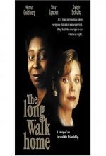 Eve Uzun Yürüyüş (1990) afişi