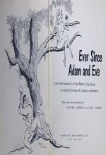 Eve'den Beri Herzaman (1937) afişi