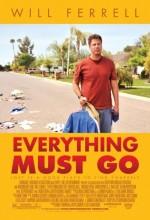 Everything Must Go (2011) afişi