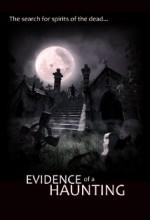 Evidence Of A Haunting (2010) afişi