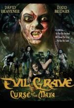Evil Grave : Curse Of The Maya (2004) afişi