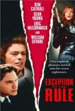 Exception To The Rule (1997) afişi
