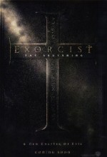 Exorcist: The Beginning (2004) afişi