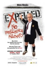 Expelled: No Intelligence Allowed (2008) afişi