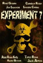 Experiment 7 (2009) afişi