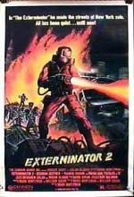 Exterminator 2 (1984) afişi