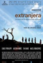 Extranjera (2007) afişi