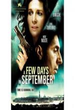 Eylülde Birkaç Gün (2006) afişi