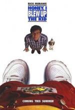 Eyvah Çocuklar Büyüdü (1992) afişi