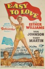 Easy To Love (1953) afişi