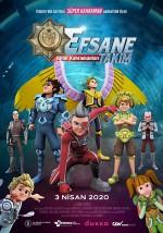 Efsane Takım Bilim Kahramanları (2020) afişi