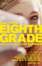 Eighth Grade (2018) afişi