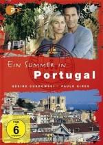 Ein Sommer in Portugal (2013) afişi