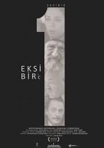 Eksi Bir (2017) afişi