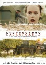Ekskursante (2013) afişi