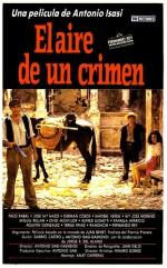 El aire de un crimen (1988) afişi