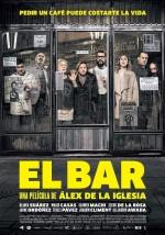 El Bar (2017) afişi