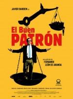 El buen patrón (2021) afişi
