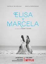Elisa y Marcela (2019) afişi