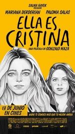 Ella es Cristina (2019) afişi