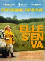 Elle s'en va (2013) afişi