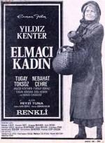 Elmacı Kadın (1971) afişi