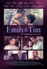 Emily & Tim (2015) afişi