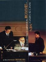 En jouant 'Dans la compagnie des hommes (2003) afişi