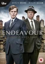 Endeavour Season 3 (2015) afişi