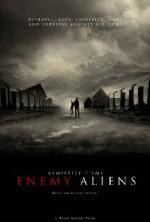 Enemy Aliens (2016) afişi