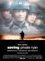 Er Ryan'ı Kurtarmak (1998) afişi