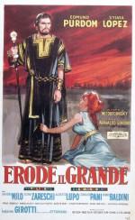 Erode Il Grande (1959) afişi