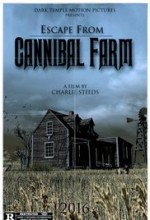 Escape from Cannibal Farm (2017) afişi