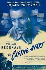 Esir Kalp (1946) afişi