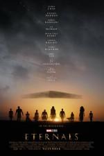 Eternals (2021) afişi