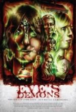 Eve's Demons (2015) afişi