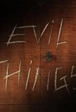 Evil Things (2017) afişi